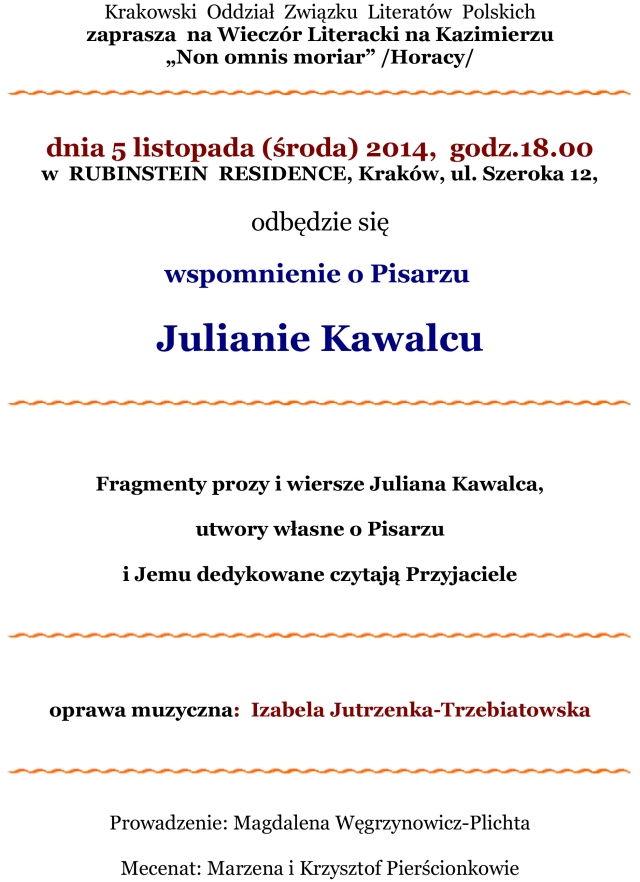 Związek Literatów Polskich Kraków
