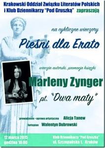 Pieśni dla Erato