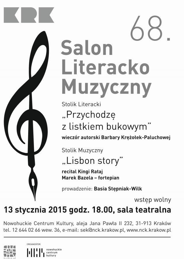 salon Styczeń 2015 plakat A3, A4.cdr