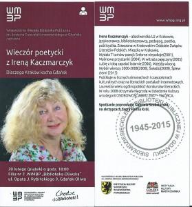 zaproszenie na spotkanie do Gdańska