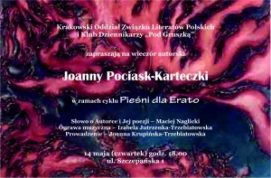 J. Pociask-Karteczka - zaproszenie