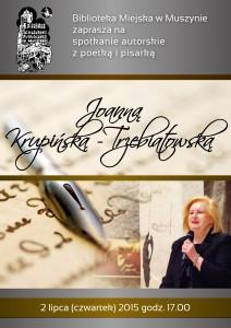 Joanna Krupińska-Trzebiatowska- Muszyna