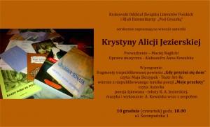Zaproszenie Jezierska 2
