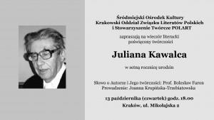 wieczor-literacki-julian-kawalec