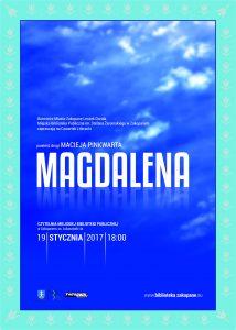 Magdalena w Bibliotece Zakopiańskiej