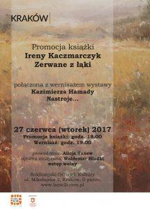Plakat promocja Zerwane z łąki